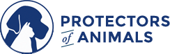 Protectors of Animals Logo